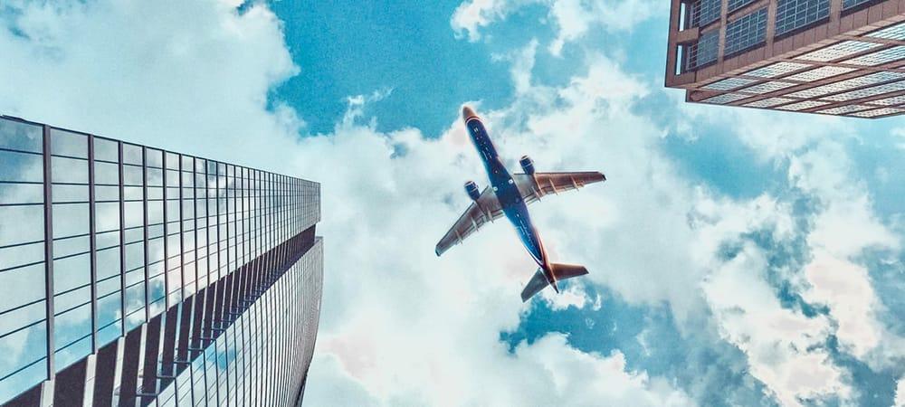 個人向け海外航空券予約システム